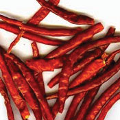 Chili de Arbol Pods